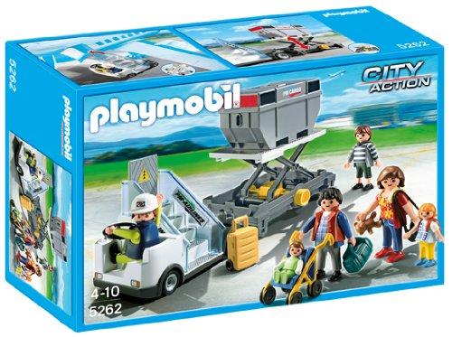 Playmobil 5262 - Passerella e Carrello Cargo