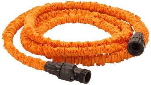 Venteo - Garden Manichetta per irrigazione Estensibile 15,24 m Arancione