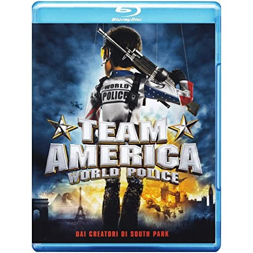 Team America (Blu-ray)