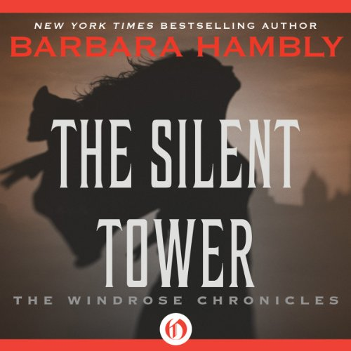 The Silent Tower audiobook cover art