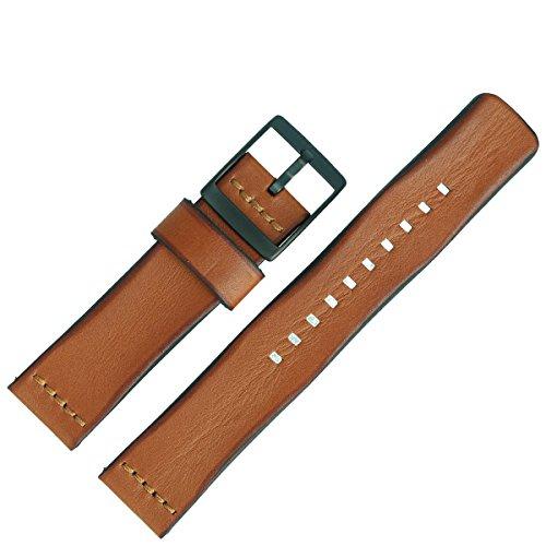 Liebeskind Uhrenarmband 20 mm Leder Braun - Uhrband B_LT-0057-LQ