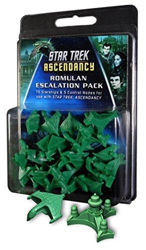 Gale Force Nine ST013 - Star Trek: Ascendancy - Romulan Ship Pack
