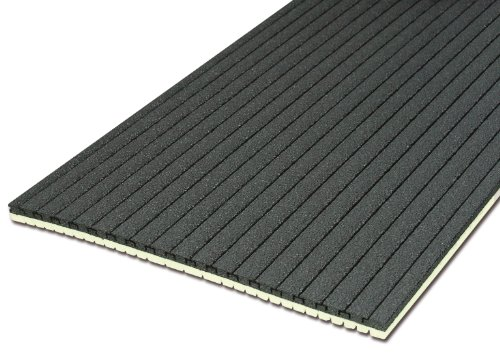 Schellenberg 66256 Rolladendämmung, ernergiespar Wärmedämmung für Rolladen, 100 x 50 cm/ 25 mm Stärke