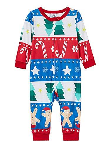 Sexy Dance Familien-passender Schlafanzug für Erwachsene und Kinder Gr. 60 cm, blau