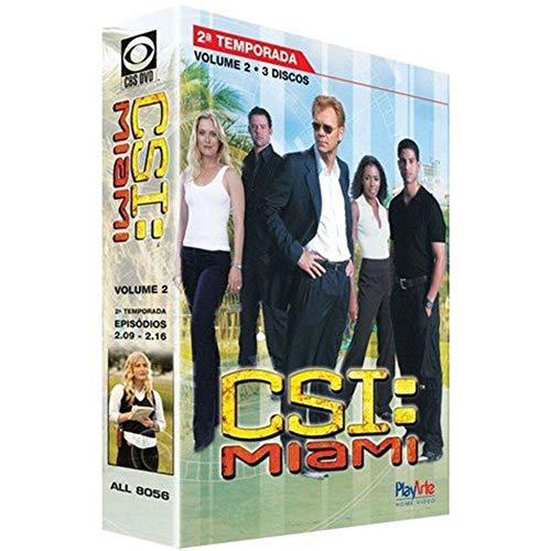 Csi: Miami - 2ª Temporada Volume 2 - Legendado