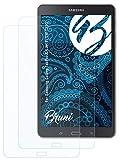 Bruni Schutzfolie kompatibel mit Samsung Galaxy TabPro 8.4 Wi-Fi SM-T320 Folie, glasklare Bildschirmschutzfolie (2X)