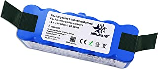 melasta 4400mAh Lithium ion Replacement Battery for iRobot Roomba 600 700 800 Series 690 675 655 650 860 870 880 890 660 6...