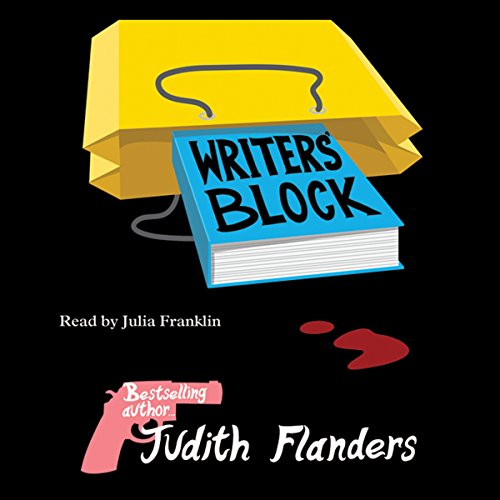 Writer's Block audiobook cover art