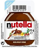 FERRERO Nutella pack 120 coupelles de 15 g