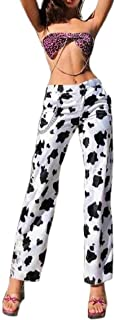 Best chefs trousers cow print Reviews