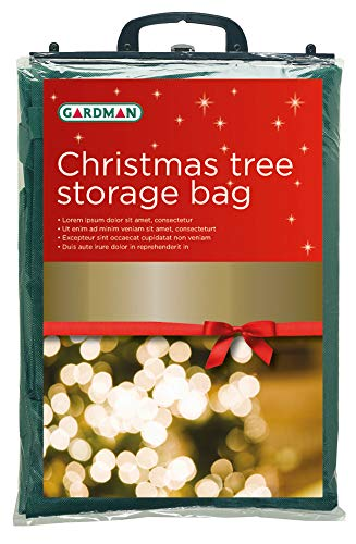 Gardman 4 Foot Christmas Tree Storage Bag Sack Decorations Toy Storage & More