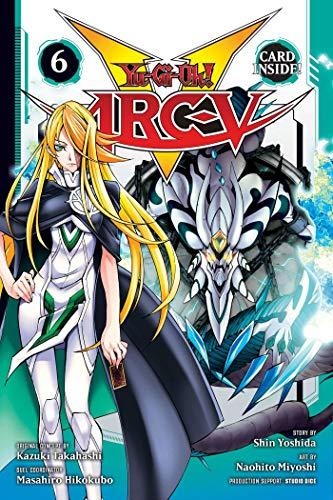 Yu-Gi-Oh! Arc-V, Vol. 6: Challenge the Legends!!