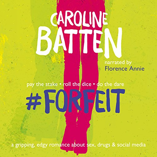 #Forfeit audiobook cover art