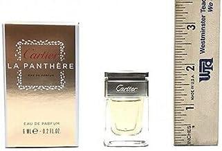 Cartier La Panthere Eau de Parfum 6ML/0.2 ozMINI