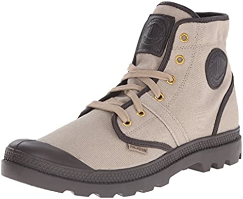 Palladium Men& 039;s Pallabrouse TW Combat Stiefel