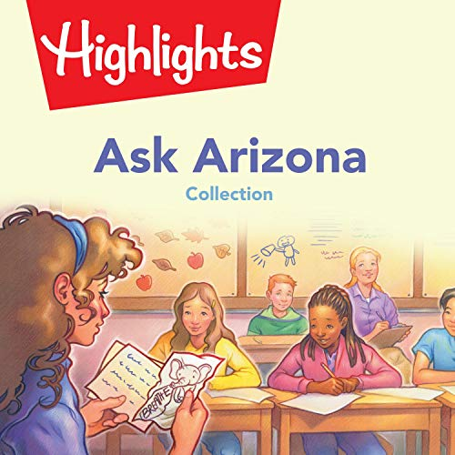 Ask Arizona Collection Audiobook By Valerie Houston, Highlights for Children cover art