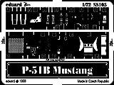 Eduard Accessories SS10530502000F de 51B Mustang , color/modelo surtido