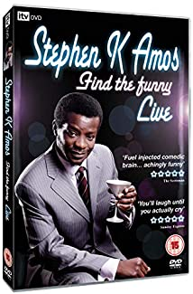 Stephen K Amos - Find The Funny Live