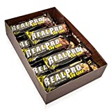 ALL STARS Real-Pro Low Carb Bar Mix Box (3 Sorten Mix) , 12 x 50g, 21g hochwertiges Protein, ideal...