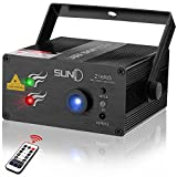 SUNY RG Laser Light DJ Laser Lights for Party Music Laser Projector 16