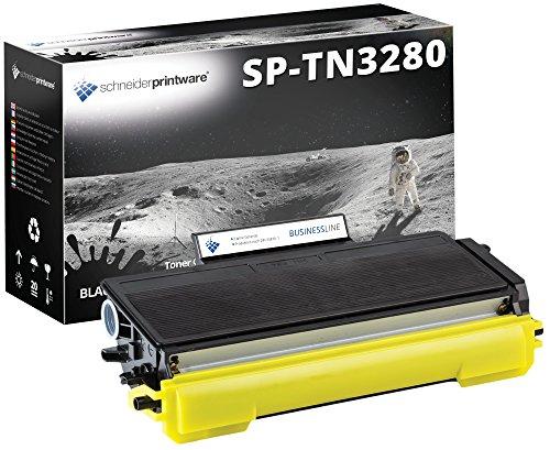 Schneider Printware Toner | 60% mehr Leistung im Drucken | kompatibel zu Brother TN-3280 für Brother MFC-8370DN MFC-8380DN MFC-8460N MFC-8860DN MFC-8880DN HL-5350DN