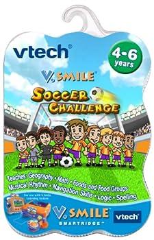 V Smile Game Soccer Challenge