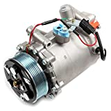 ECCPP AC Compressor with Clutch CO 4920AC 2007-2015 fit for Honda CR-V 2.4L 2013-2015 for Acura ILX 2.4L