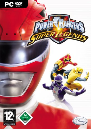 Power Rangers - Super Legends [Edizione : Germania]