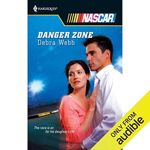 Danger Zone audiobook cover art