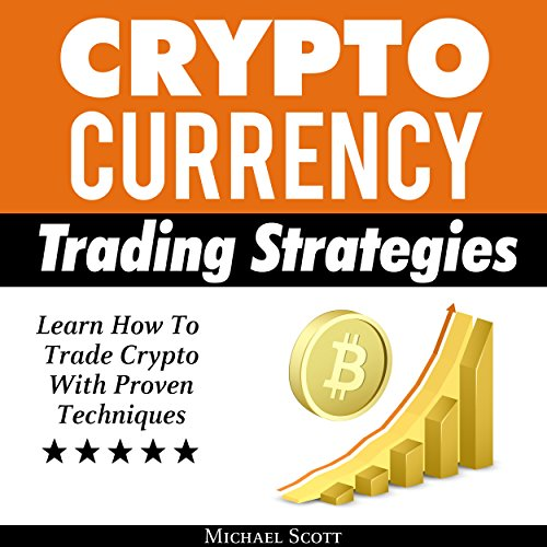 Cryptocurrency Trading Strategies audiobook cover art
