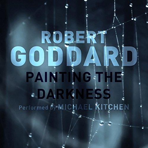 Painting the Darkness audiobook cover art