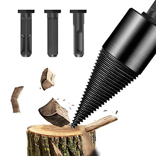 Wood Splitter Drill Bit 3 pcs