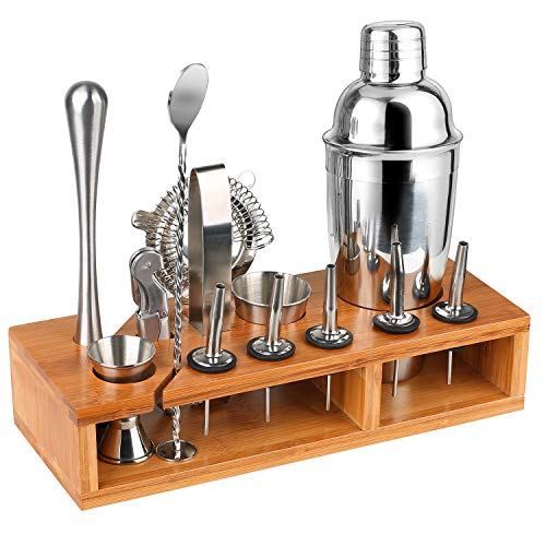 Hossejoy Hochwertiges Cocktailshaker Set