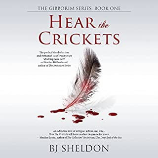 Hear the Crickets audiobook cover art