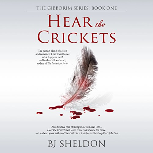 Hear the Crickets audiobook cover art