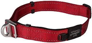 Rogz Lumberjack Safety Collar Red XLGE