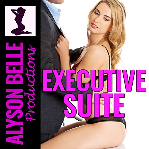 Executive Suite (His Executive Gender Swap) audiobook cover art