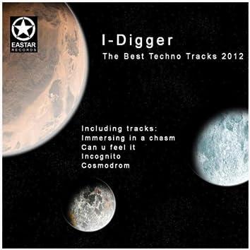 The Best Techno Tracks 2012