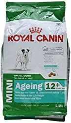 Ageing Mini breed Dry food