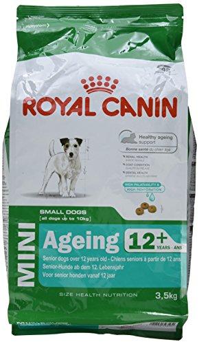 Royal Canin hondenvoering Mini Ageing + 12, 3,5 kg, per stuk Pack (1 x 3,5 kg)
