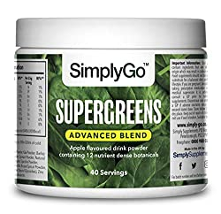 12 NUTRITIOUS VEGETABLES & PLANTS – Our formula contains inulin, apple, kale, barley grass, wheat grass, spinach, spirulina, shiitake, chlorella, Brussel sprout, broccoli and aloe vera. It also provides high levels of zinc and vitamin B12 which suppo...