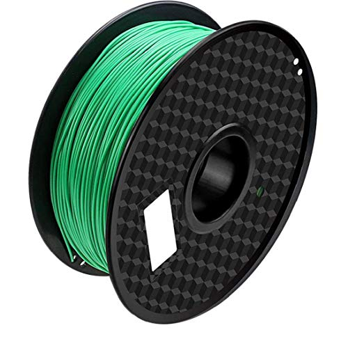 3D-Drucker Filament 1.75mm 1KG Spool Filament PLA Filament 3D Green Printing Filament Materialien für 3D-Drucker Werkzeug-Zubehör