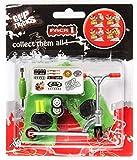 Grip & Tricks - Finger Scooter - Mini Trottinette - Pack1 - Dimensions: 14 X 13,5 X 2...
