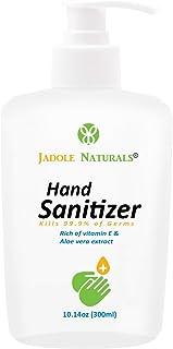 Jadole Naturals Skin Care Anti-bacterial Hand Sanitizer, 300 ml