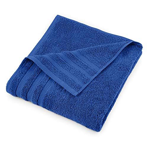 Martex Ägyptische Baumwolle mit trocknendem Waschlappen Karosserieblech Body Sheet Blauer Topas