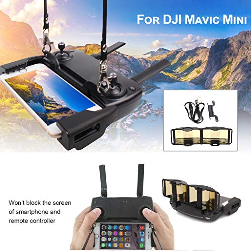 Fernbedienung Handyhalterung Umhängeband Extender Verstärker Antennenbereich Booster Für DJI Mavic Mini / Mavic Pro / Mavic Air, / Spark Drone (A)