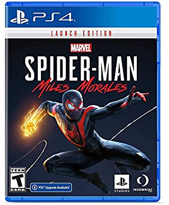 Marvel's Spider-Man: Miles Morales Launch Edition - PlayStation 4 from Playstation