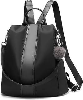 607078abf61 Amazon.co.uk: Leather - Fashion Backpacks / Women's Handbags: Shoes ...