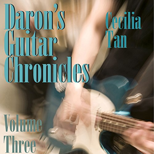Daron's Guitar Chronicles audiobook cover art