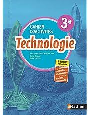 Technologie - Cahier d'activités 3ème - Elève 2021